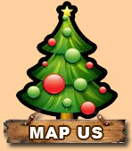 Map our Christmas tree lot locations